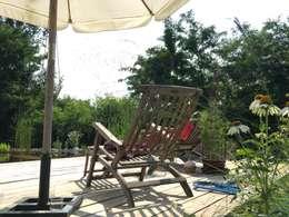 Jardín de estilo  por suingiardino