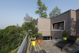 Terrace by Inside Home Concept