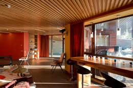 Дом «Веер»: Медиа комнаты в . Автор – Название