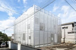 MoyaMoya: studio PHENOMENONが手掛けた家です。