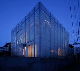 studio PHENOMENON의  주택