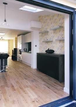 moderne Keuken door Rogers and Jones Architects