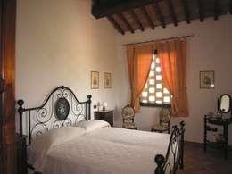 rustic Bedroom by Studio Tecnico MB architettura