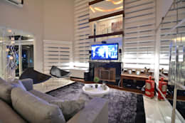 modern Living room by Paulinho Peres Group