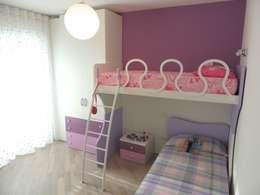 moderne Kinderzimmer von Nadia Moretti