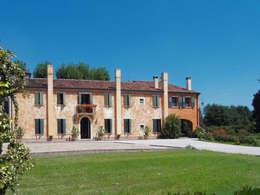 landelijke Huizen door Studio Rossettini