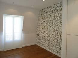 moderne Slaapkamer door ERRASTI