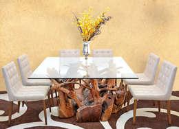 ห้องทานข้าว by Boulle