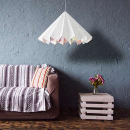 Livings de estilo minimalista por metrocuadro-design