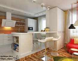 Apartment A brave people: Кухни в . Автор – Your royal design