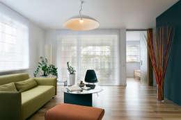 salon: styl , w kategorii Salon zaprojektowany przez Jacek Tryc-wnętrza