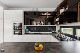 scandinavian Kitchen by stabrawa.pl