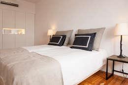 Спальная комната  в . Автор – Home Staging Factory