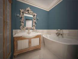 Ванная комната: Ванные комнаты в . Автор – 16dots