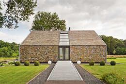 Casas modernas por Beltman Architecten
