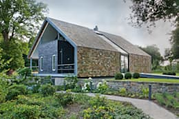 Casas de estilo moderno por Beltman Architecten