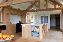 مطبخ تنفيذ David Holliday Kitchens
