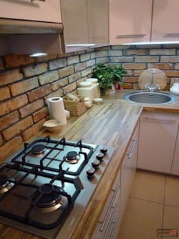 rustic Kitchen by ITA Poland s.c.