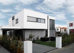unlimited architekten     neumann + rodriguez의  주택