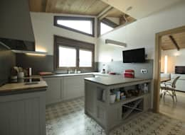 classic Kitchen by Canexel