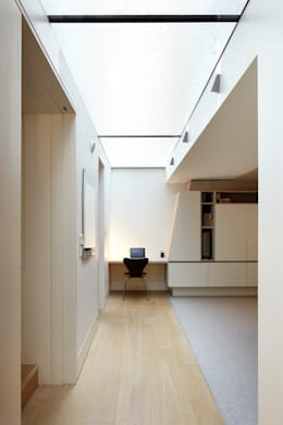 modern Study/office by Fraher Architects Ltd