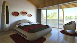 modern Bedroom by Giancarlo Zema Design Group