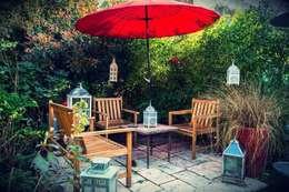 Maison d'hôte: Jardin de style de style Classique par Maurine Tric
