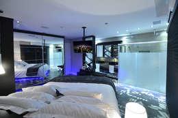 modern Bedroom by Paulinho Peres Group