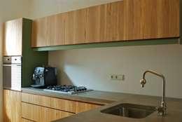 keuken: minimalistische Keuken door fingerprint furniture