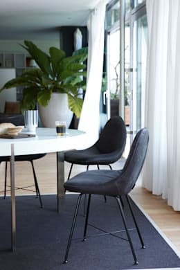 Livia: moderne Eetkamer door Label | van den Berg