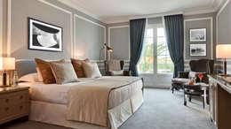 Hoteles de estilo  de Fine Rooms Design Konzepte GmbH