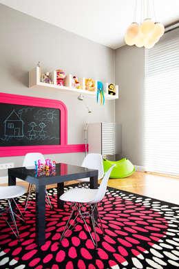 Детские комнаты в . Автор – RedCubeDesign