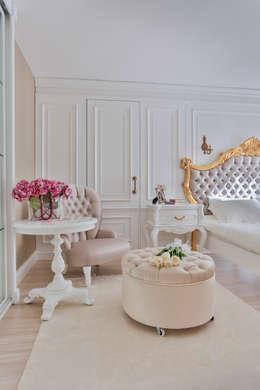 PS MİMARLIK – NEWTOUCH: klasik tarz tarz Yatak Odası