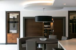 modern Dining room by Finite Solutions