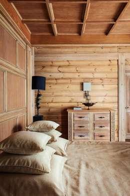 Comment d corer sa chambre coucher avec un style rustique - Comment decorer ma chambre a coucher ...