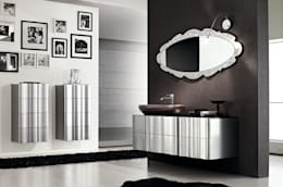 POLEN MUTFAK – BANYO DOLAPLARI: modern tarz Banyo