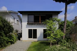 eclectic Houses by 早田雄次郎建築設計事務所/Yujiro Hayata Architect & Associates