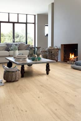 Walls & flooring by Quick-Step