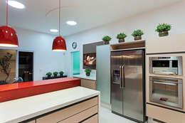 modern Kitchen by Arquiteto Aquiles Nícolas Kílaris