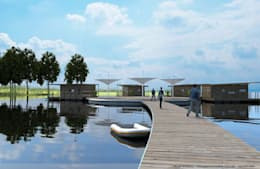 Hotels by Floating Habitats T/A AQUASHELL