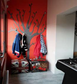 Intérieur maison: Chambre d'enfant de style de style Classique par Sophie Limet