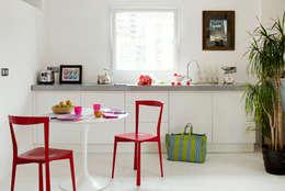 Cocinas de estilo minimalista por Loftsdesign