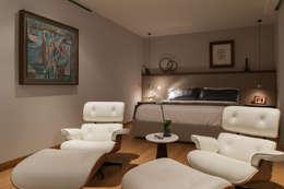 modern Bedroom by Faci Leboreiro Arquitectura