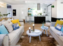 Ruang Keluarga by MAKAO home