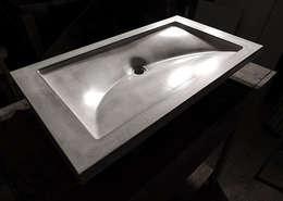 minimalistic Bathroom by Forma Studios