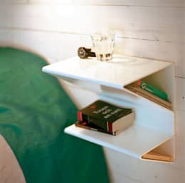 Dormitorios de estilo moderno por Bernardo Senna Design