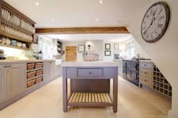 classic Kitchen by Duck Egg Kitchens