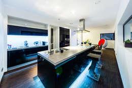 casaio | smart buildings의  주방