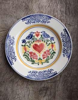 Burra Burra: rustik tarz tarz Yemek Odası