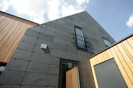 haus umbau bei d sseldorf verwandlung eines einfamilienhauses. Black Bedroom Furniture Sets. Home Design Ideas